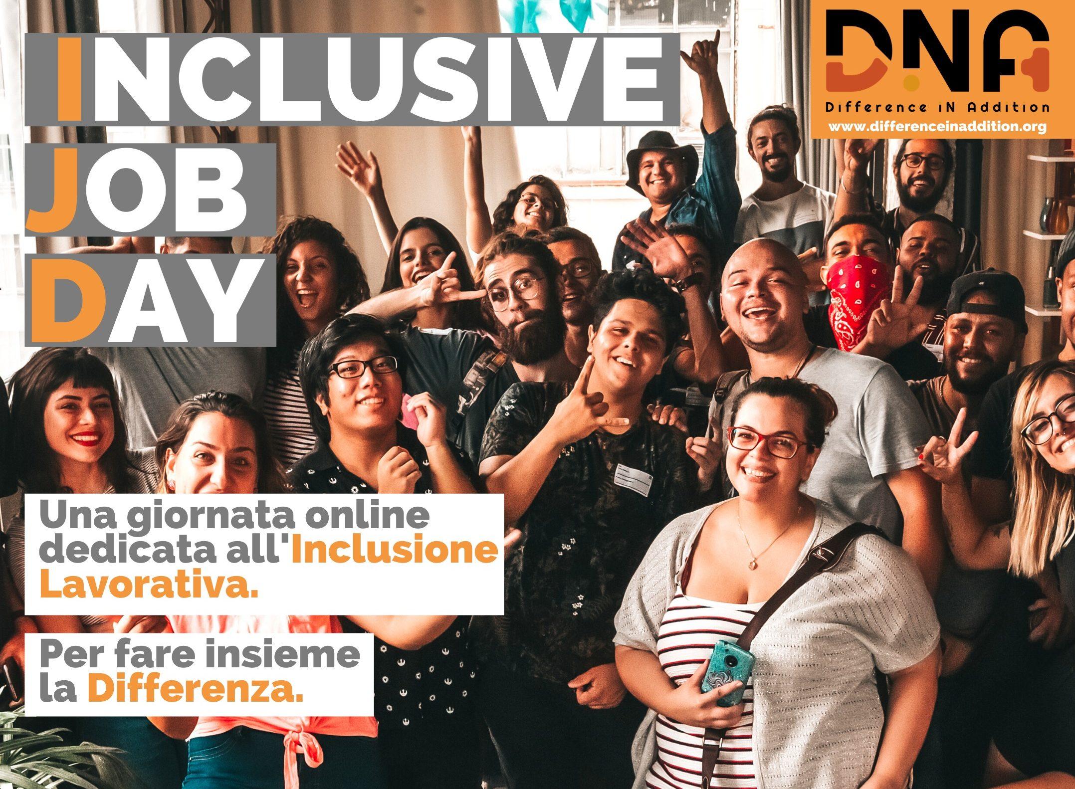 DNA Inclusive Job Day